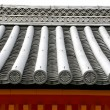Japanese roof top — Stock Photo