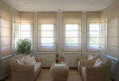 House interior — Stock Photo