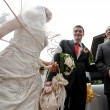 Wedding ceremony — Foto Stock