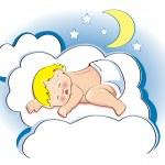 Baby — Stock Vector #2825370