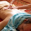 Stock Photo: Thai massage