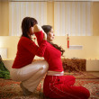 Thai massage — Foto Stock
