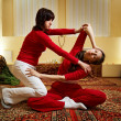 Foto Stock: Thai massage