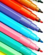 colored pens — Stock Photo #2997600