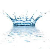 Water splash — Stockfoto