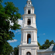 Stock Photo: Belfry of Troitsko-Uspensky cathedral
