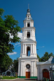 Belfry of Troitsko-Uspensky cathedral — Stock Photo