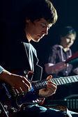 Muzikanten — Stockfoto