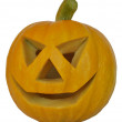 Stock Photo: Jack O Lantern isolated