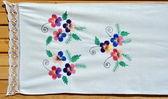 Towels handmade, Ukraine — Stock Photo