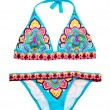Swimsuit with pattern — Foto Stock