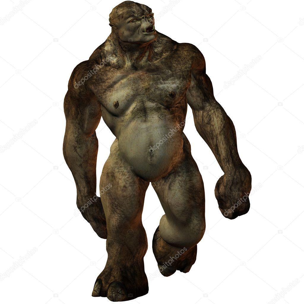 Trolls 3d nude picture