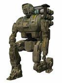Drone Trooper - 3D Figure — Stock Photo