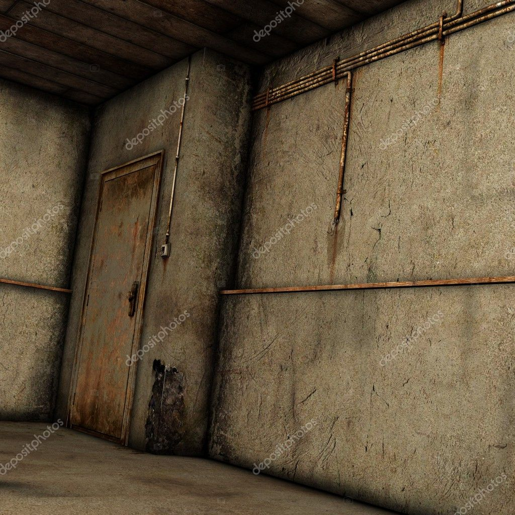 Abandoned Room Stock Photo Digitalstudio 2865767