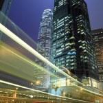 Nuit de Hong Kong — Photo