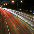 Stock Photo: Highway in Hong Kong