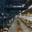 Foto de Stock  : Inside of warehouse