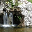 Small waterfall — Stock Photo #2785009
