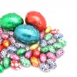 Colorful easter eggs — Stock Photo #2785343