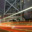Hong Kong night — Stockfoto #2785567