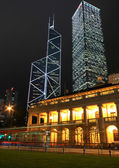 Hong Kong Night — Foto Stock
