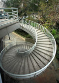 Spiraling stairs — Stock Photo