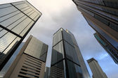 Business buildings — Stock Photo