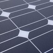 Panneau solaire — Photo