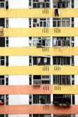 Public apartment block — Stock Photo