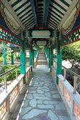 中国の回廊 — ストック写真