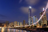 Hong Kong Night — Stock fotografie