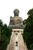 Tian Tan Buddha — Stock Photo