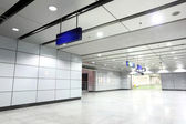 Modern corridor in building — Stock Photo