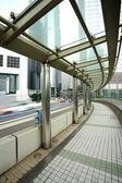 Footbridge — Stock Photo