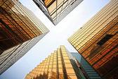 Immeubles commerciaux modernes — Photo