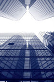 Modern business buildings — Stock Photo