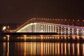 マカオで忙しい橋 — ストック写真