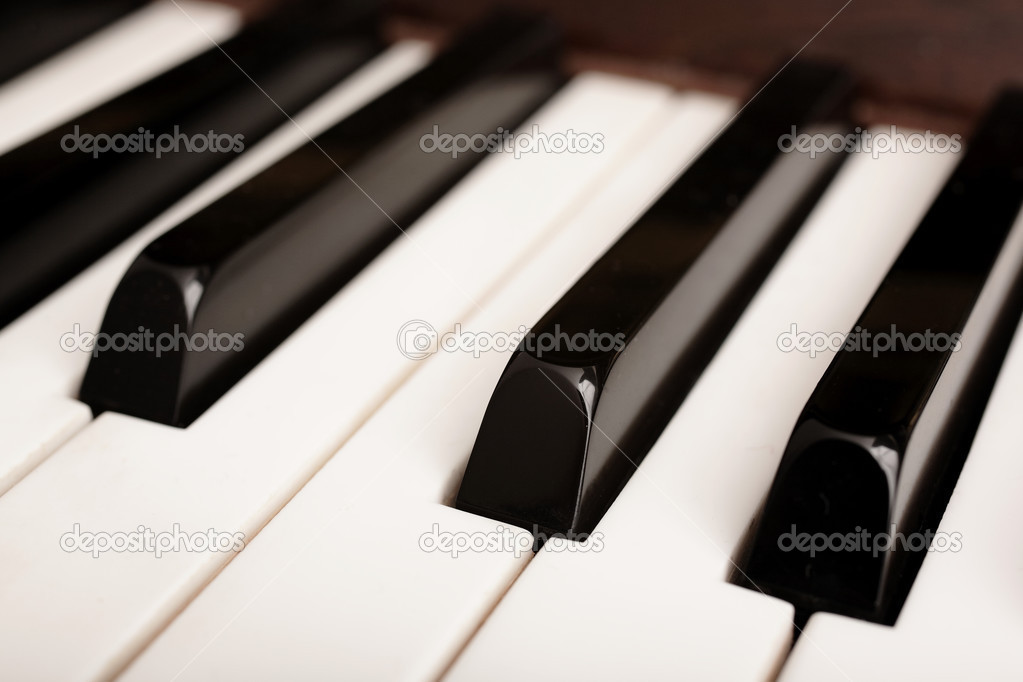 Piano — Stock Photo #2979036