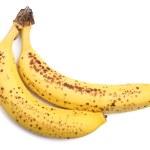 Ripe banana — Stock Photo
