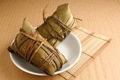 Rýžové knedlíky — Stock fotografie