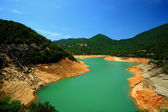 Tai Tam Reservoirs in Hong Kong — Stock Photo
