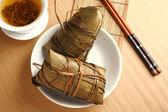 Rice dumplings — Stock Photo