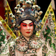 Cantonese opera dummy — Stock Photo