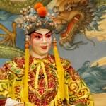 Cantonese opera dummy — Stock Photo #3150837