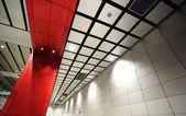 Современный потолок — Стоковое фото