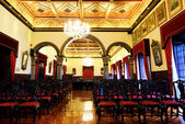 Sala spotkań na luksus — Zdjęcie stockowe