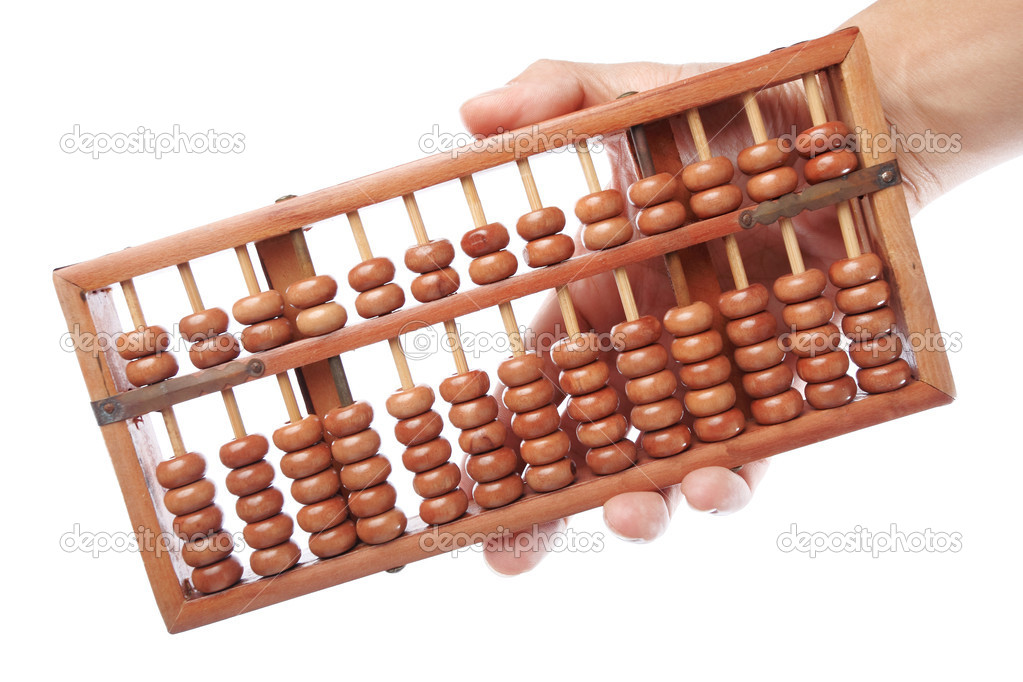 Abacus — Stock Photo #3230422