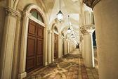Old corridor — Stock Photo