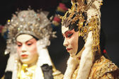 Chinese opera dummy — Stock Photo