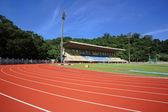 Sportovní stadion — Stock fotografie